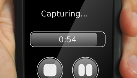 Capture time around one minute