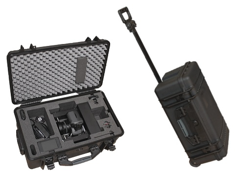 Carrying case (trolley)